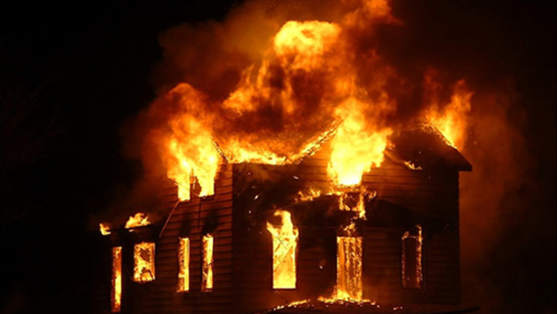 Burning Down The Shack